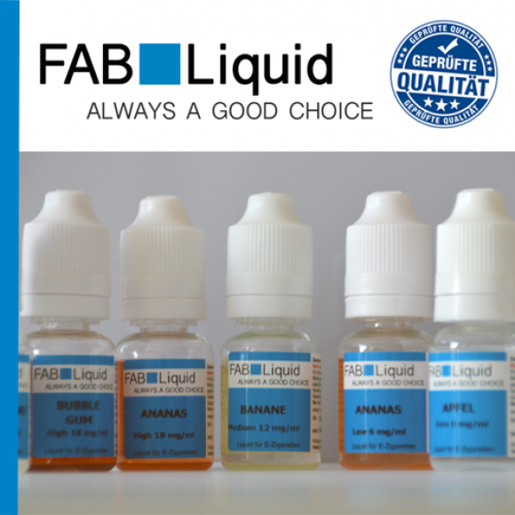 FAB Liquid - ALWAYS A GOOD CHOICE