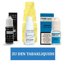 Tabak Liquids bei Liquids4all