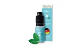 CBD Liquid mit Menthol