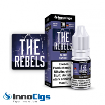 THE REBELS von InnoCigs Liquid