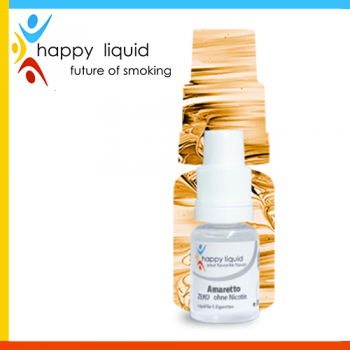 AMARETTO von Happy Liquid 3x 10ml