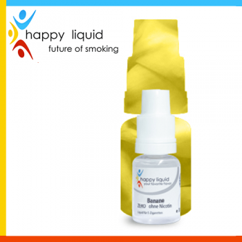 BANANE von Happy Liquid 3x 10ml