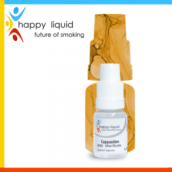 CAPPUCCINO von Happy Liquid 3x 10ml
