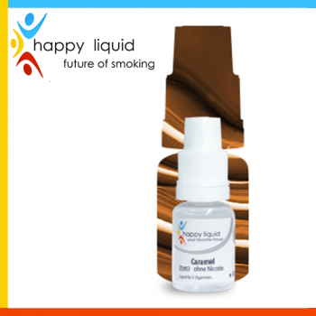 CARAMELL von Happy Liquid 3x 10ml