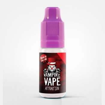 Attraction eLiquid von Vampire Vape