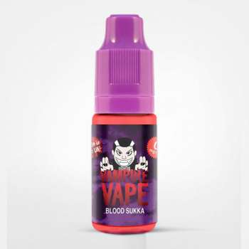 Blood Sukka eLiquid von Vampire Vape