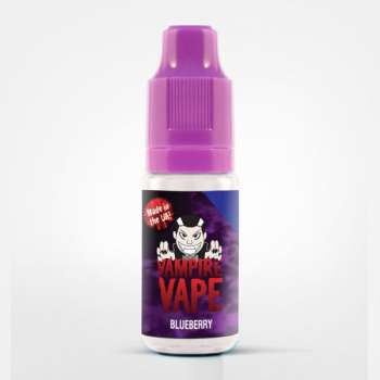Blueberry eLiquid by Vampire Vape