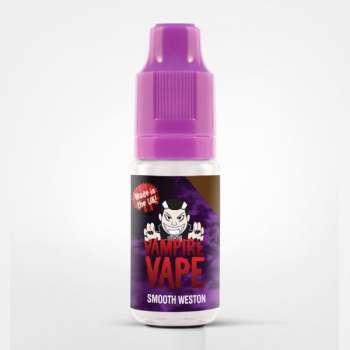Smooth Western eLiquid von Vampire Vape