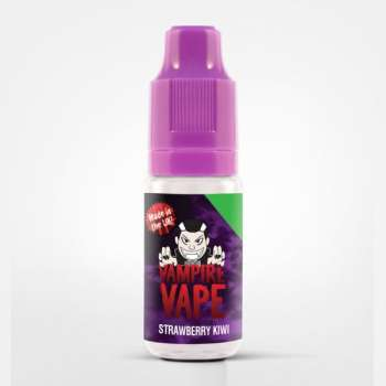 Strawberry Kiwi eLiquid von Vampire Vape