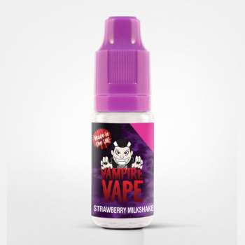 Strawberry Milkshake eLiquid von Vampire Vape