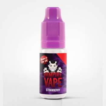 Strawberry eLiquid von Vampire Vape
