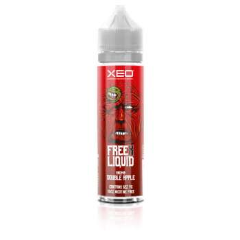 Double Apple FREEX LIQUID von XEO Liquid | Shake'n Vape