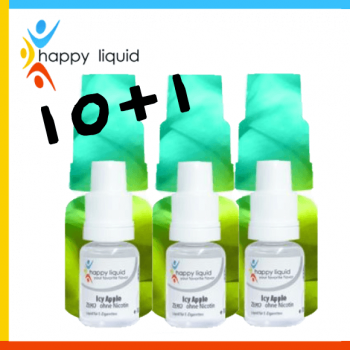 10+1 Happy Liquid (11x10ml) | 10% sparen