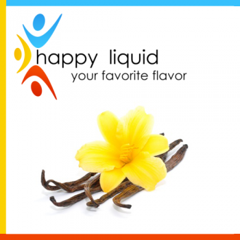 VANILLE von Happy Liquid 3x 10ml