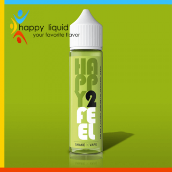 HAPPY2FEEL shake x vape von Happy Liquid