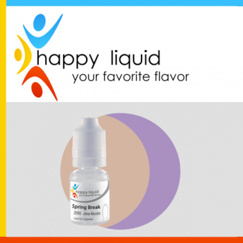 SPRING BRAKE von Happy Liquid Ω 3x 10ml