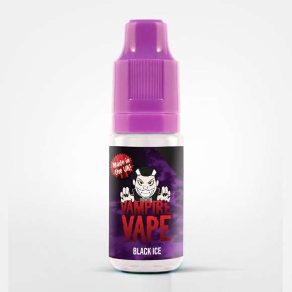 Black Ice eLiquid by Vampire Vape
